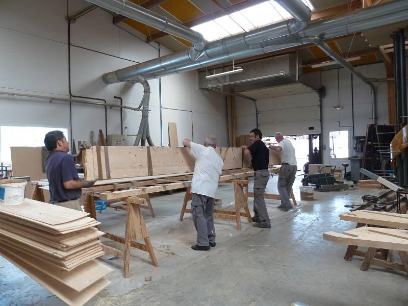 Atelier ABEG la Roche sur Yon - ABEG