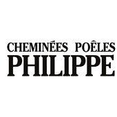 Logo cheminées poêles Philippe - HCL