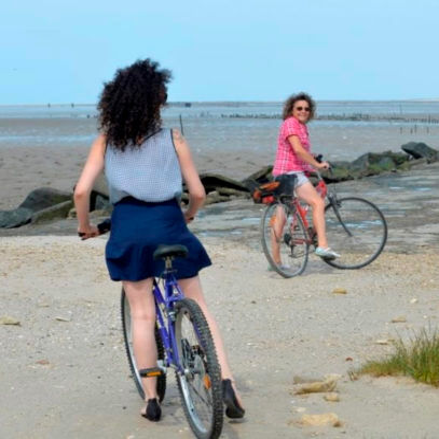 Camping la Rochelle, balade en vélo - Camping Le Merval