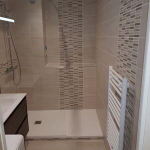 changement de bac à douche sur pontchateau