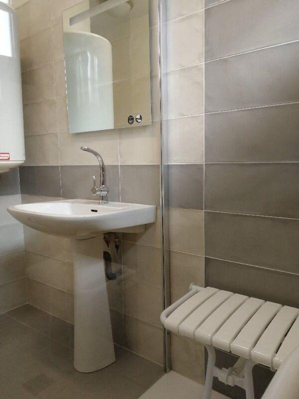 rénovation de A a Z de salle de bain